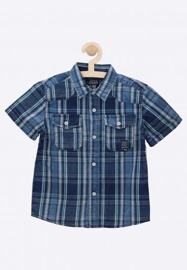Koszula w kratkę LOSAN