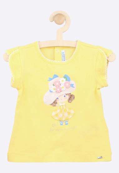 T-shirt MAYORAL - 00568 GIALLO