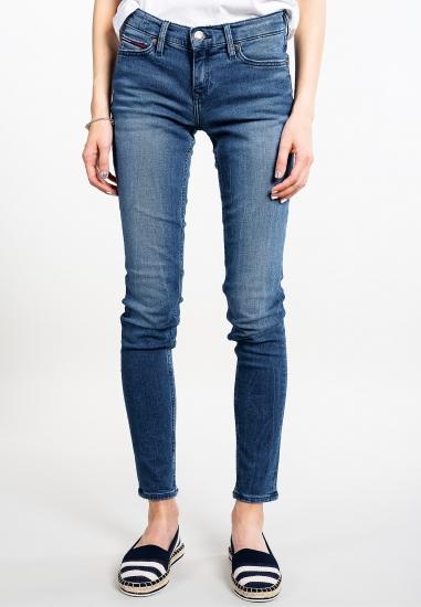 Jeansy skinny Tommy Jeans