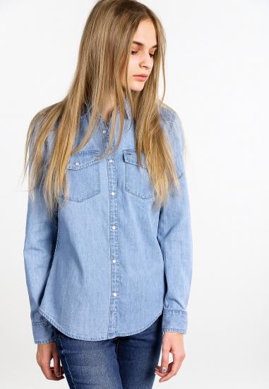 Koszula denim Tommy Jeans -...
