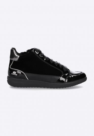 Buty damskie ze wstążkami GEOX D NIHAL A