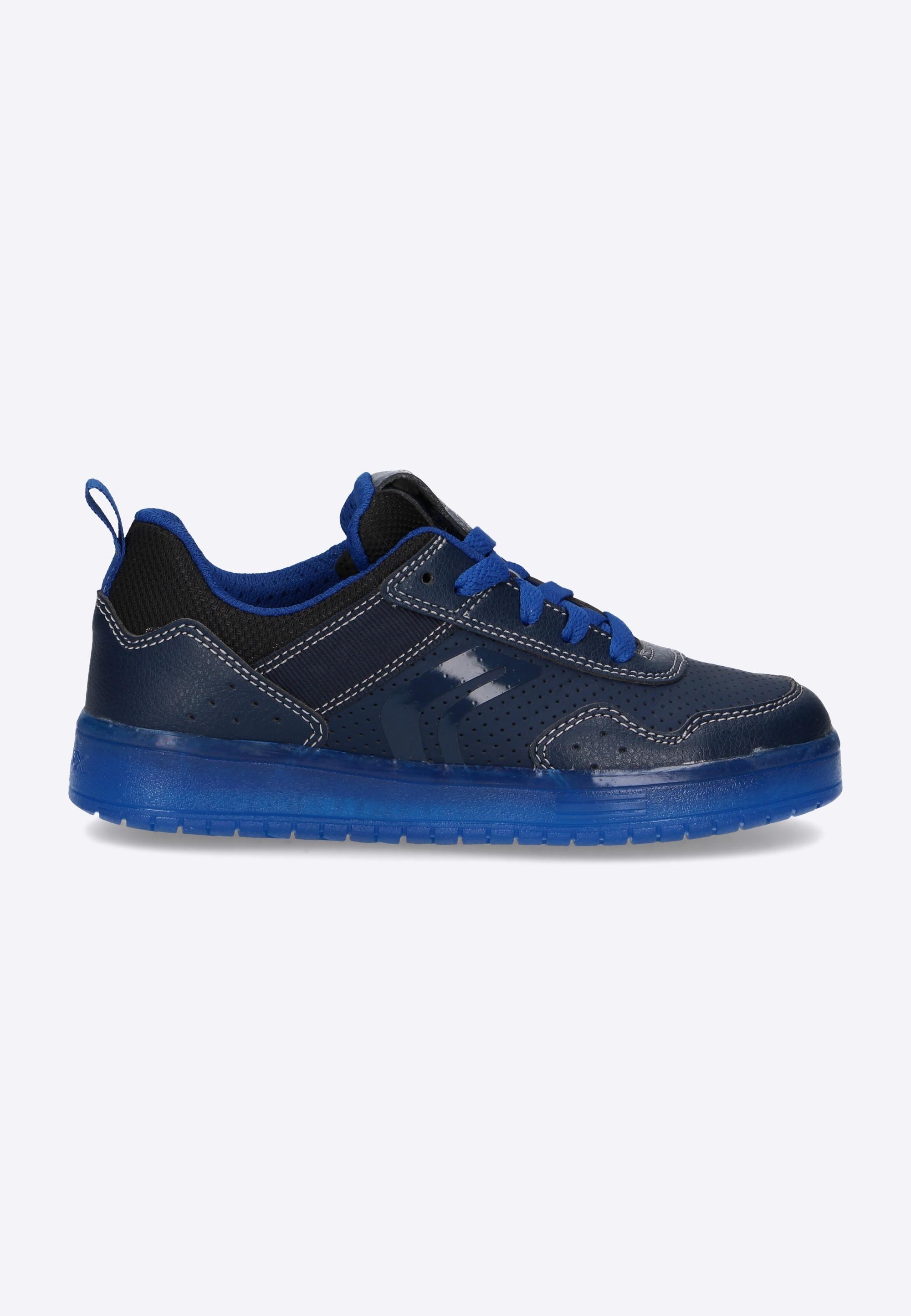 ee273f4d265fa Święcące buty dziecięce Geox - Nico - Odzież i Obuwie