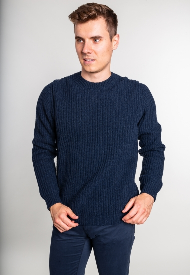 Wełniany sweter Trussardi...