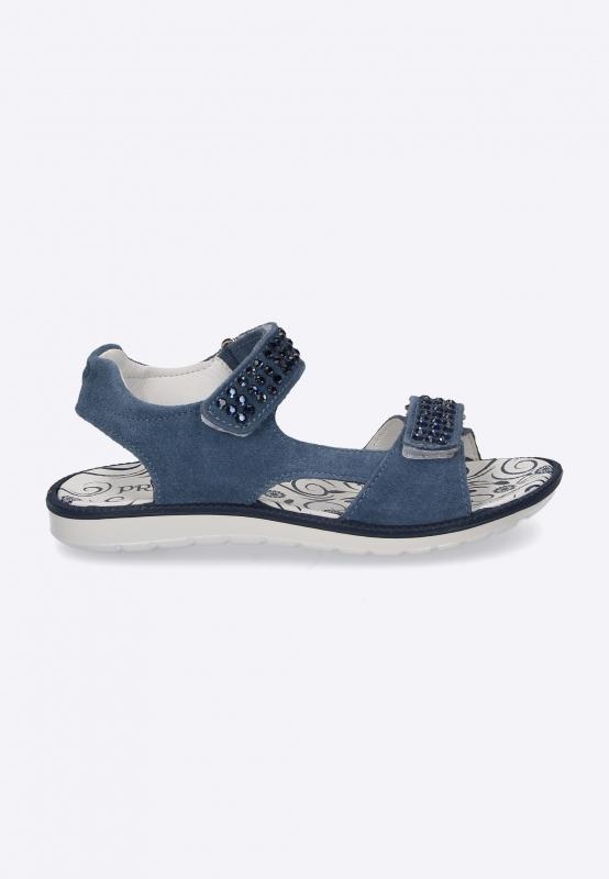 Sandały dziewczęce ze zdobieniem PRIMIGI