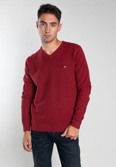 Bawełniany sweter Fynch...