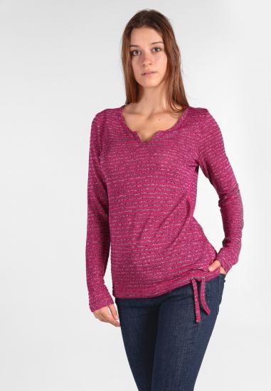 Cienki sweter w paski Cecil...