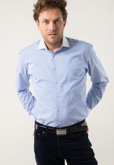 Bawełniana koszula Digel -...