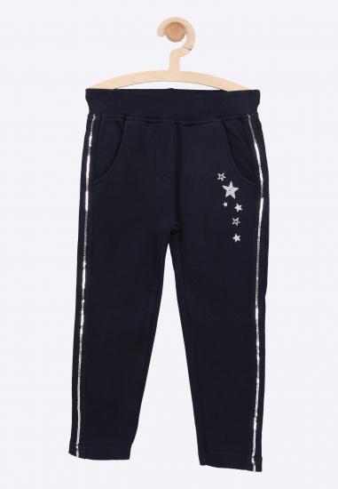 Spodnie dresowe z...