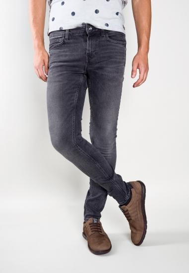 Spodnie jeansowe super slim...