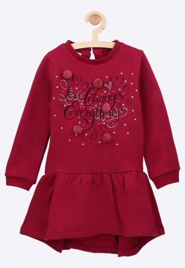 Sukienka dzianinowa I Do -...