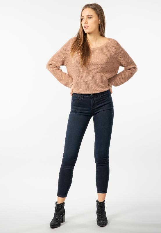 Damskie spodnie jeansowe Wrangler