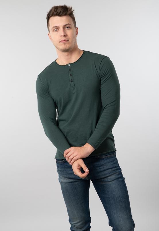 T-shirt z długim rękawem Gas