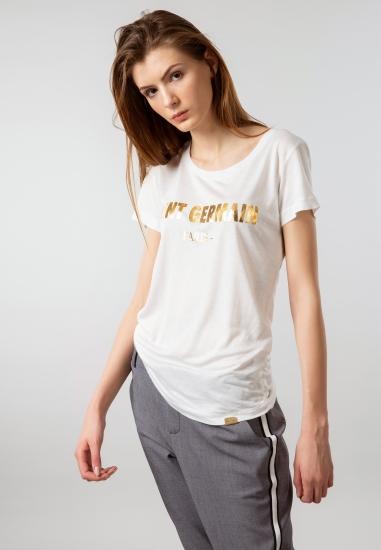 Koszulka damska wiskozowa z...