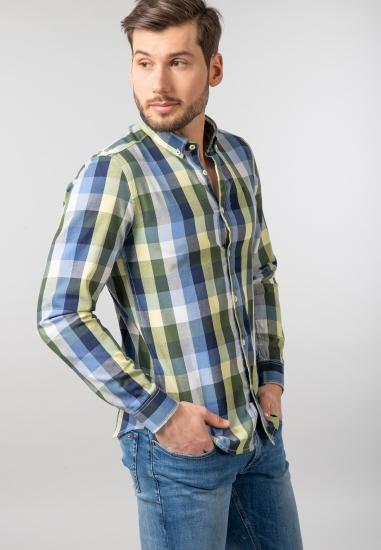Koszula męska slim fit...