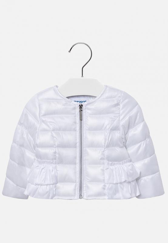 Pikowana kurtka dziewczęca Mayoral