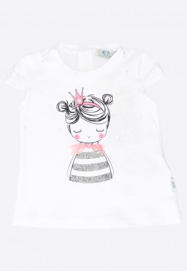 Bawełniana koszulka Melby