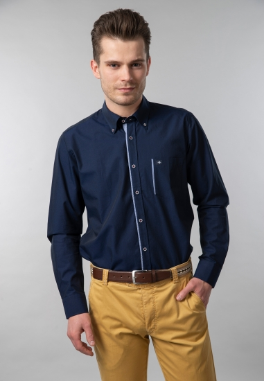 Koszula męska regular fit Blusalina