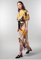 Wzorzysta sukienka Artigli