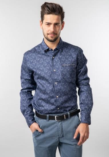 Wzorzysta koszula modern fit Pierre Cardin