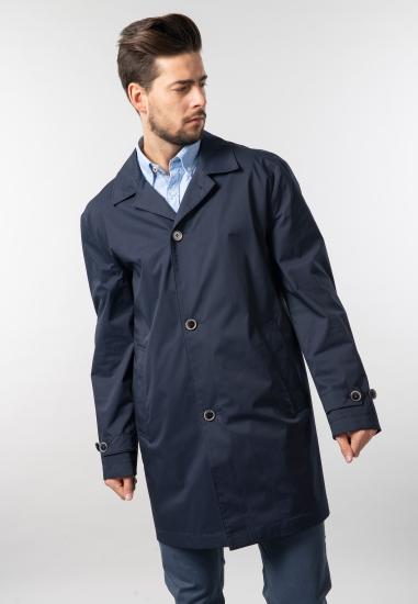 Elegancki płaszcz męski...