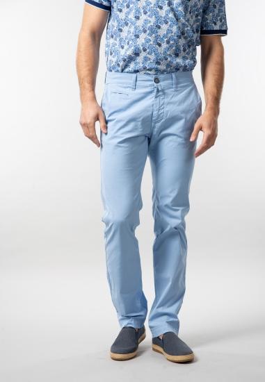Spodnie męskie materiałowe regular Pierre Cardin
