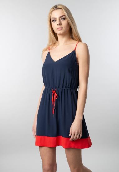 Krótka sukienka Tommy Jeans