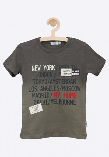Koszulka z nadrukiem MELBY...