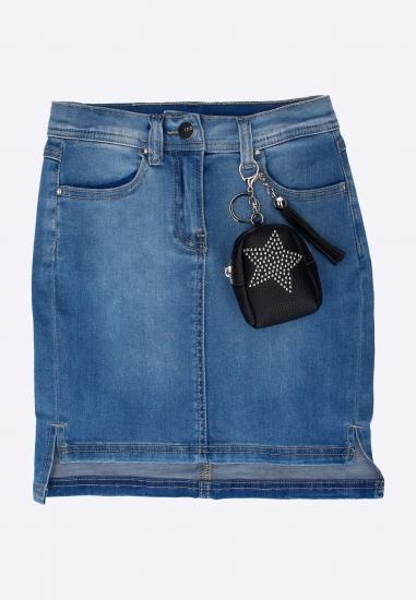 Spódnica dziewczęca jeansowa I Do