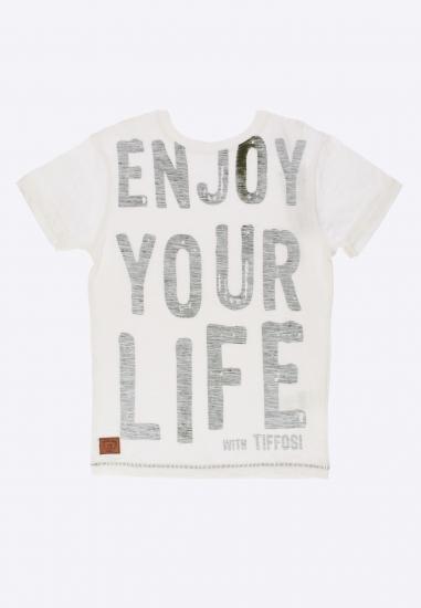 T-shirt Tiffosi dla chłopca