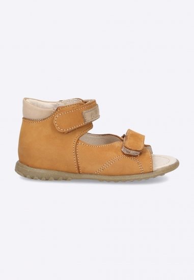 Sandały na rzepy Emel -...