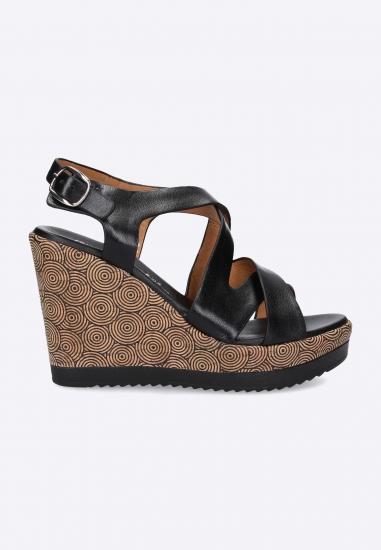 Sandały na koturnie Shoelab...