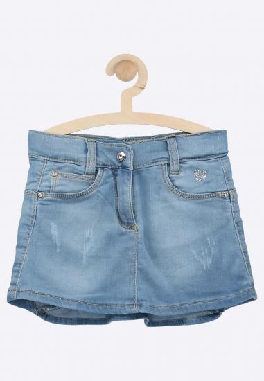 Spódnica jeansowa SARABANDA...