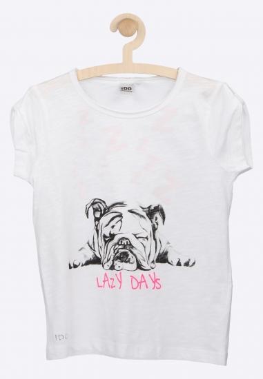 Koszulka z nadrukiem I DO -...