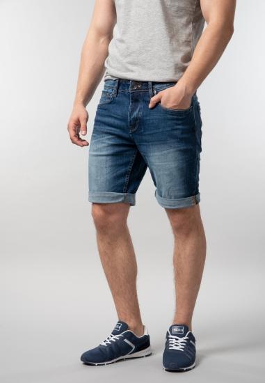 Męskie bermudy jeansowe Garcia Jeans