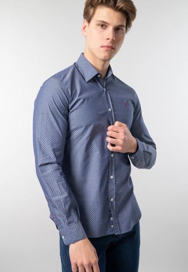 Koszula męska slim fit Navigare