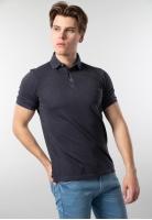 T-shirt męski basic polo Fynch Hatton