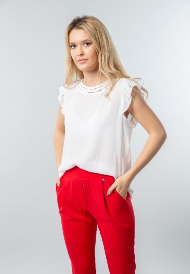 Bluzka damska z wiskozy Blend