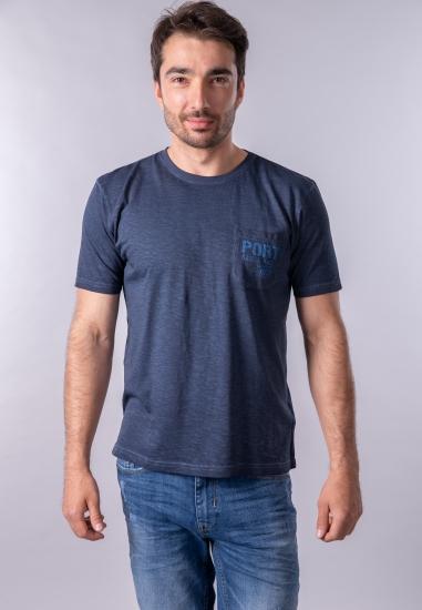 T-shirt męski Pioneer