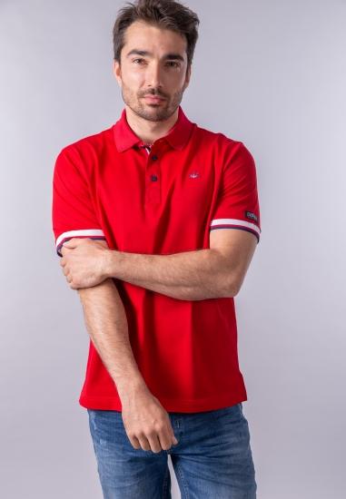Koszulka męska polo Green Coast