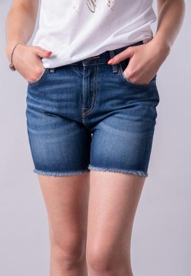 Szorty jeansowe damskie Lee - 007KA JEANS