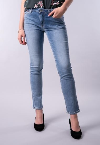 Spodnie jeansowe damskie...