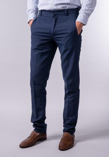 Spodnie męskie z mieszanki...