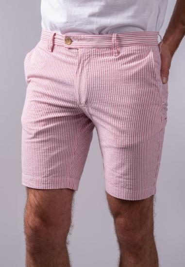 Bermudy męskie w paski Carrera Jeans