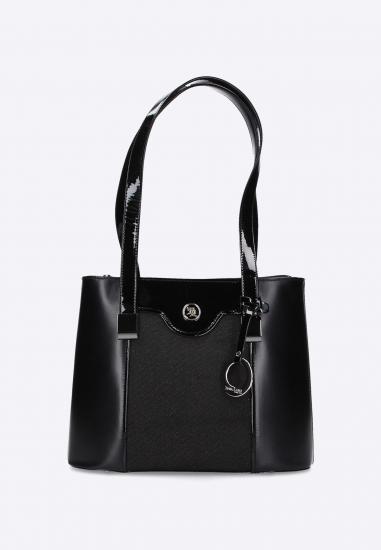 Skórzana torebka Donna...