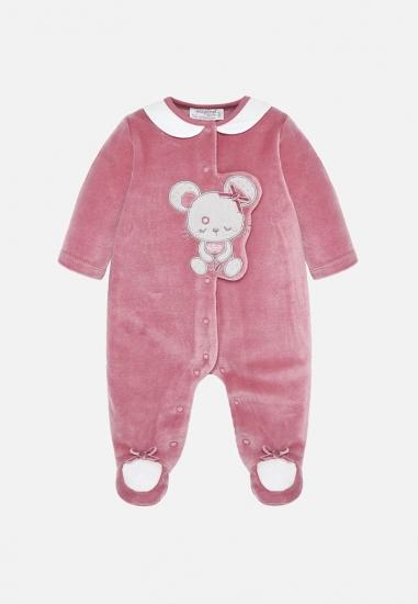 Piżama dziewczęca newborn -...