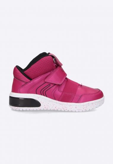 Świecące dziewczęce buty...