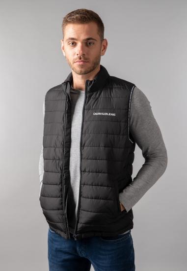 Pikowana kamizelka męska Calvin Klein