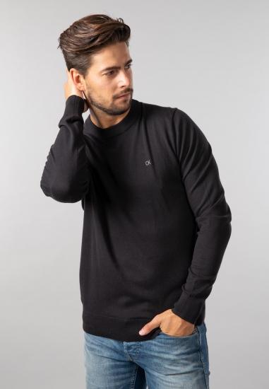 Męski sweter basic Calvin...