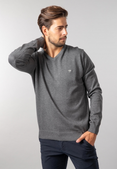 Sweter męski basic Fynch Hatton