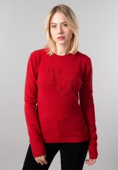 Sweter damski Trussardi Jeans
